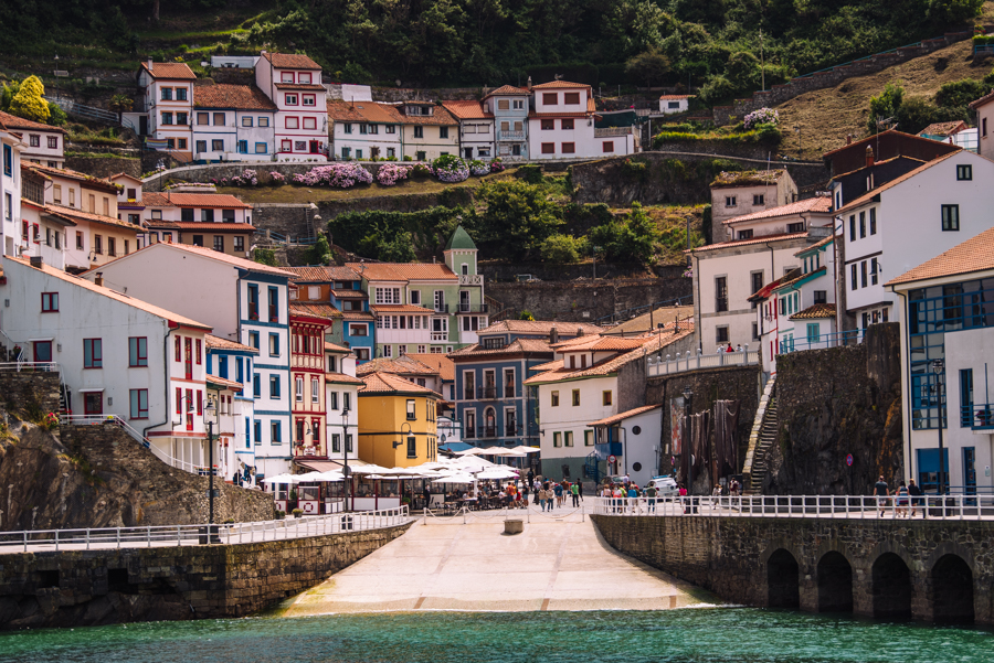 Cudillero is one of the most beautiful villages in Spain