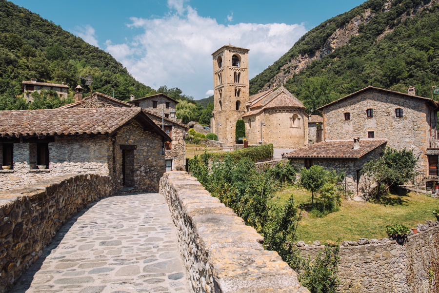 Beget is one of the most beautiful villages in Spain