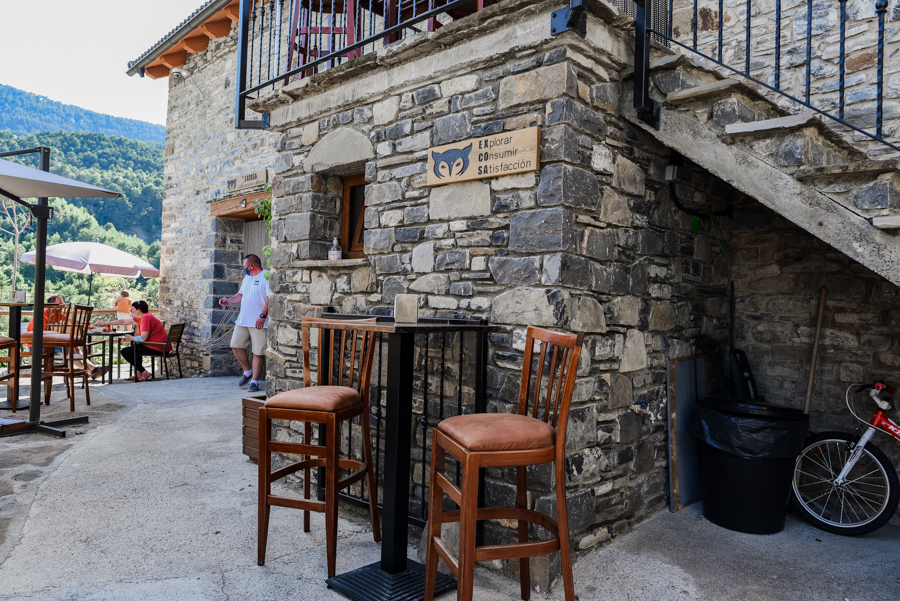 The beer brewery in the mountains in Aragon is one of the best places to visit.