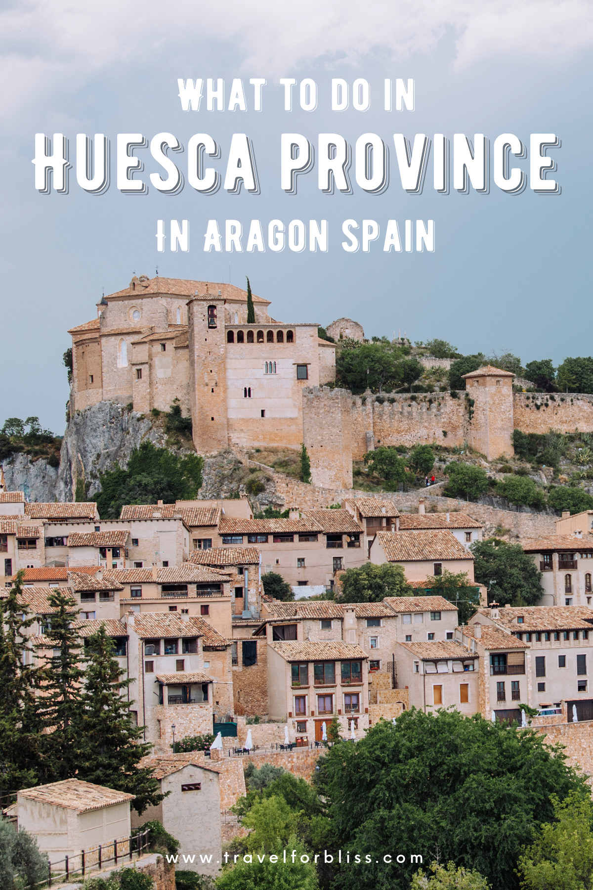 What To Do In Huesca Province in Aragon Spain